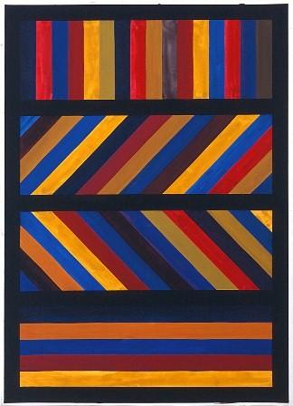 sol lewitt in memoriam at museum of contemporary art chicago