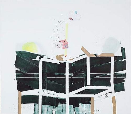 Magnus Plessen at Barbara Gladstone New York - Artmap com