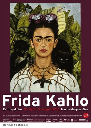 Frida Kahlo Retrospective At Gropius Bau Berlin Artmapcom