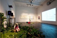 Kristina jansson pa milliken gallery stockholm