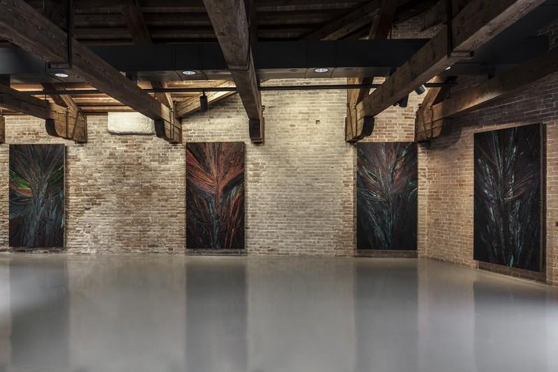 Prima Materia at Palazzo Grassi Venice - Artmap com