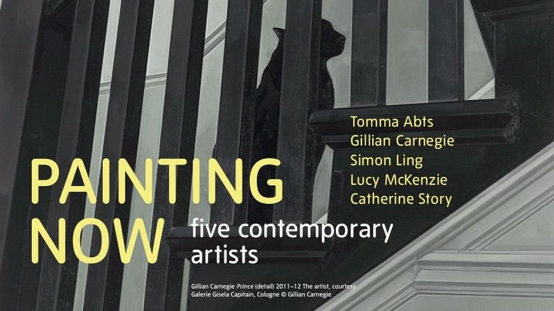 3669a62277 Painting Now  Five Contemporary Artists at Tate Britain London ...