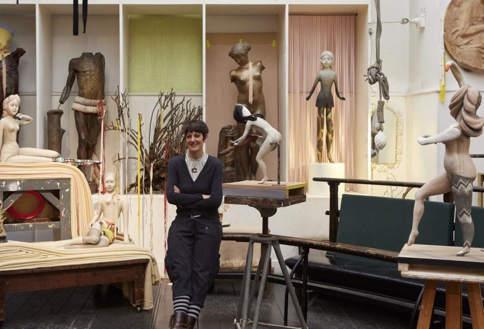 Life Room Anatomy Of A Doll At Royal Academy Of Arts London