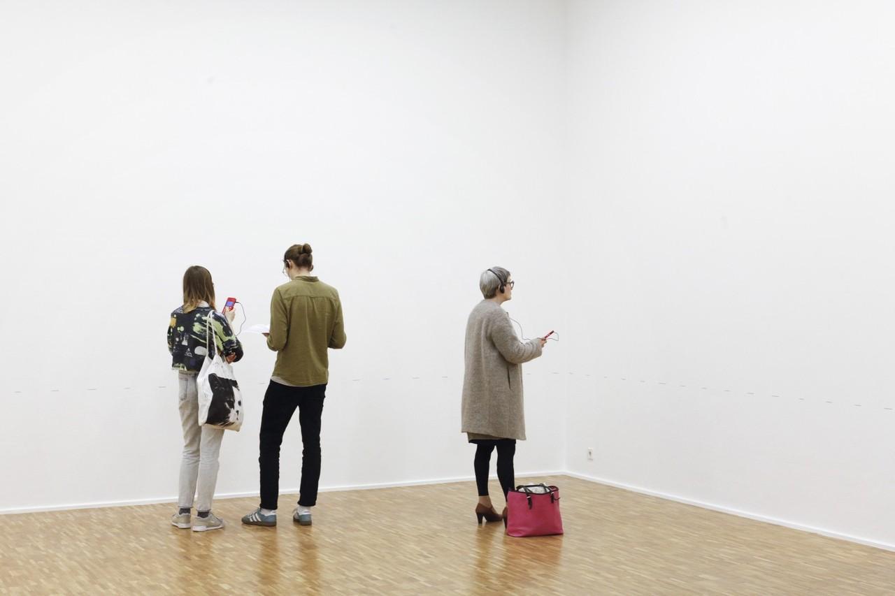 Karin Sander at GfZK Galerie für Zeitgenössische Kunst Leipzig ...