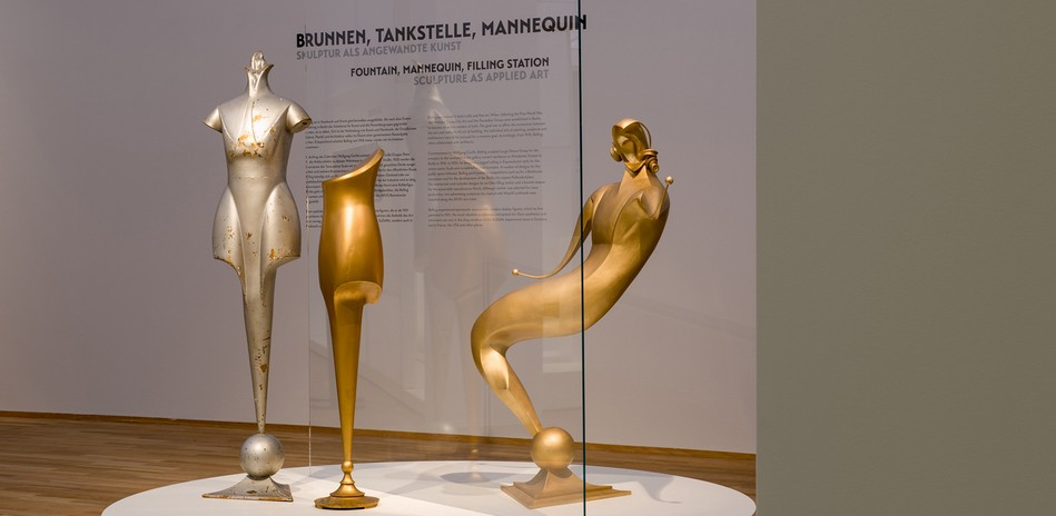 Rudolf Belling At Hamburger Bahnhof Berlin Artmapcom
