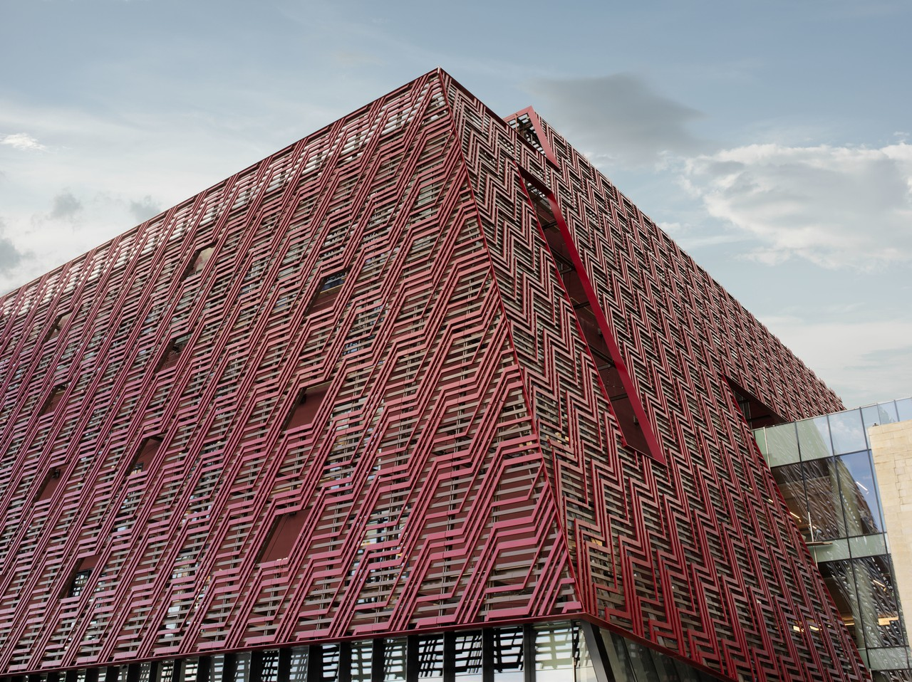 David Adjaye at Garage Museum of Contemporary Art Moscow - Artmap com