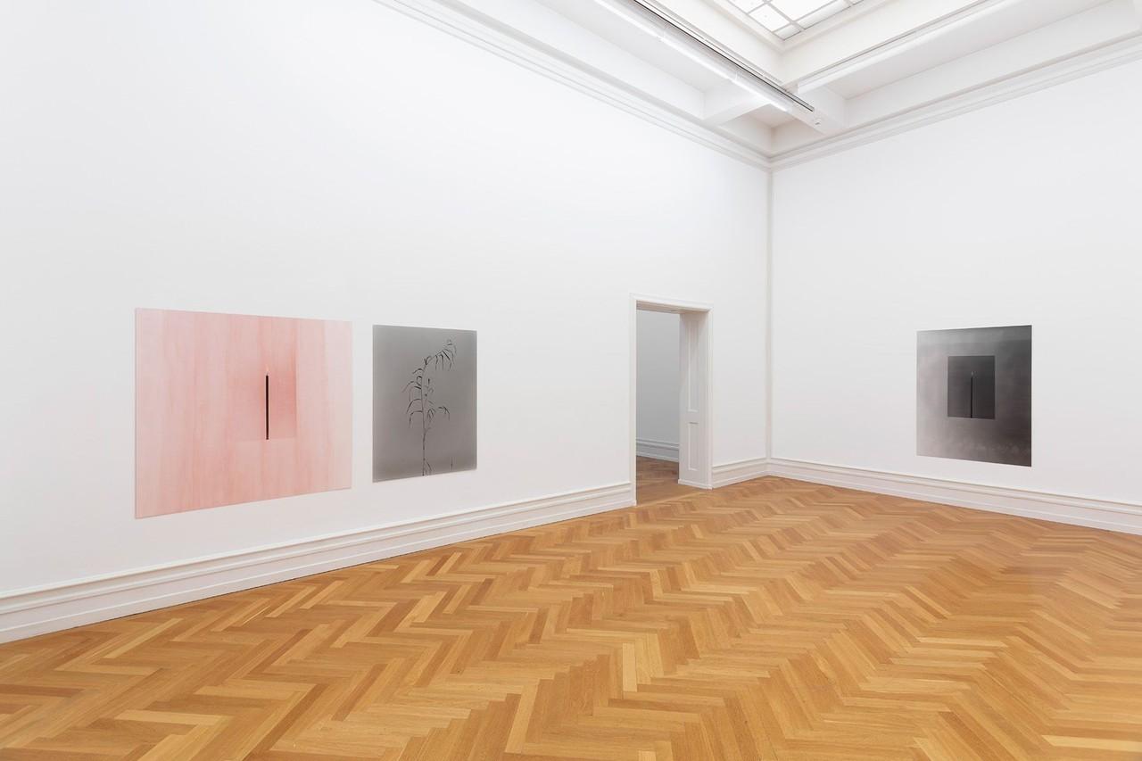 Stefan Burger At Kunsthalle Bern Bern Artmap Com