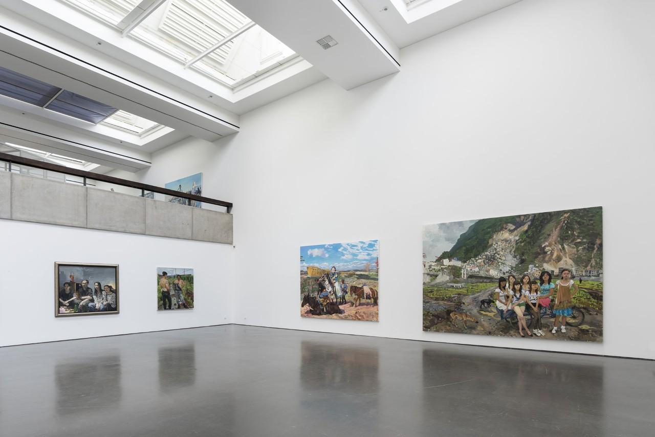 Liu Xiaodong At Kunsthalle Dusseldorf Dusseldorf Artmap Com