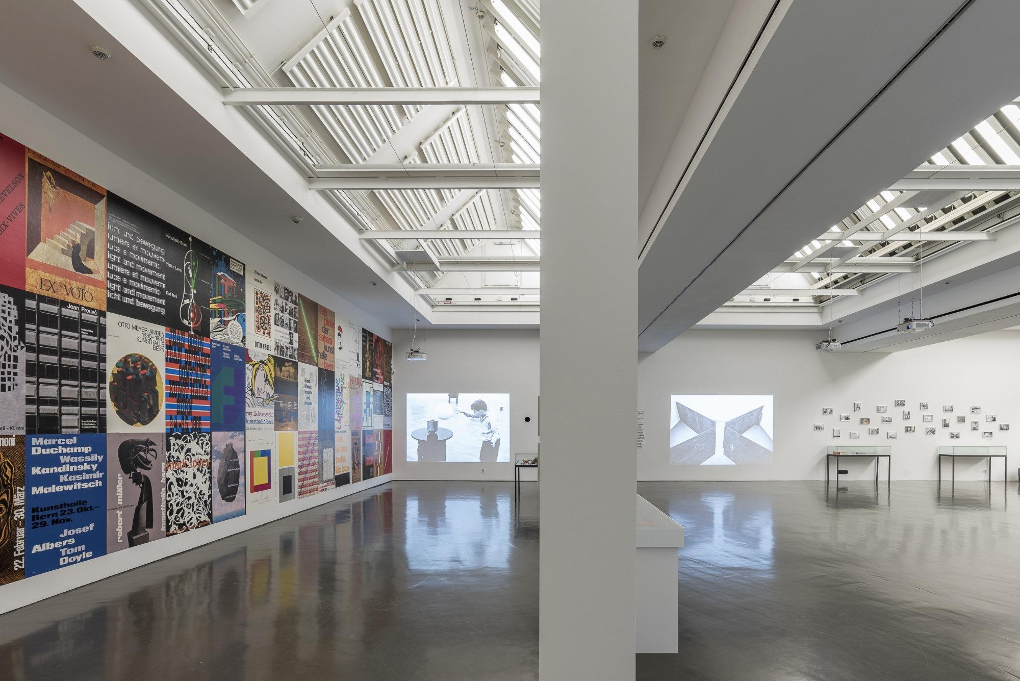 Harald Szeemann At Kunsthalle Dusseldorf Dusseldorf Artmap Com