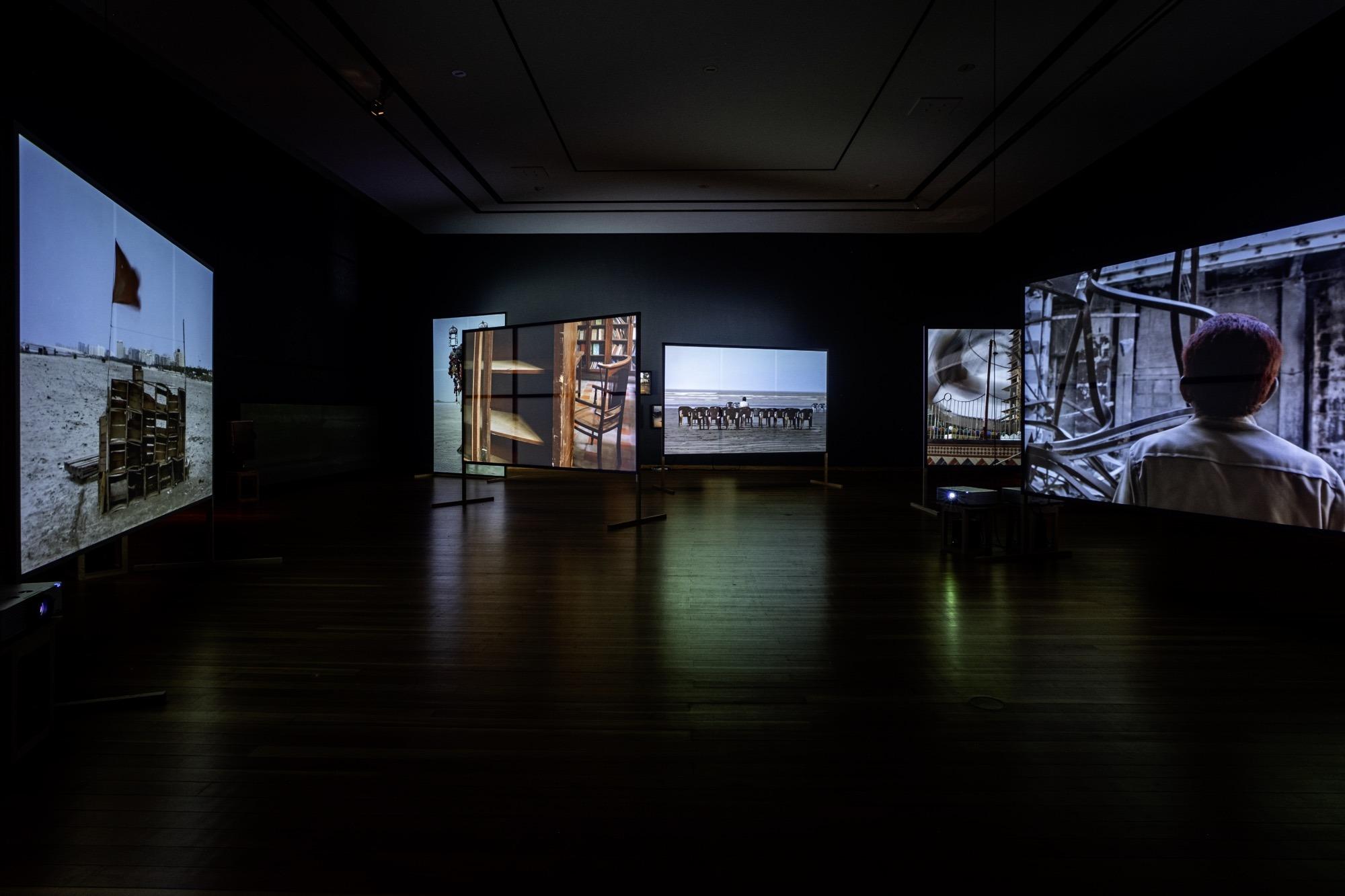 Bani Abidi At Gropius Bau Berlin Artmap Com