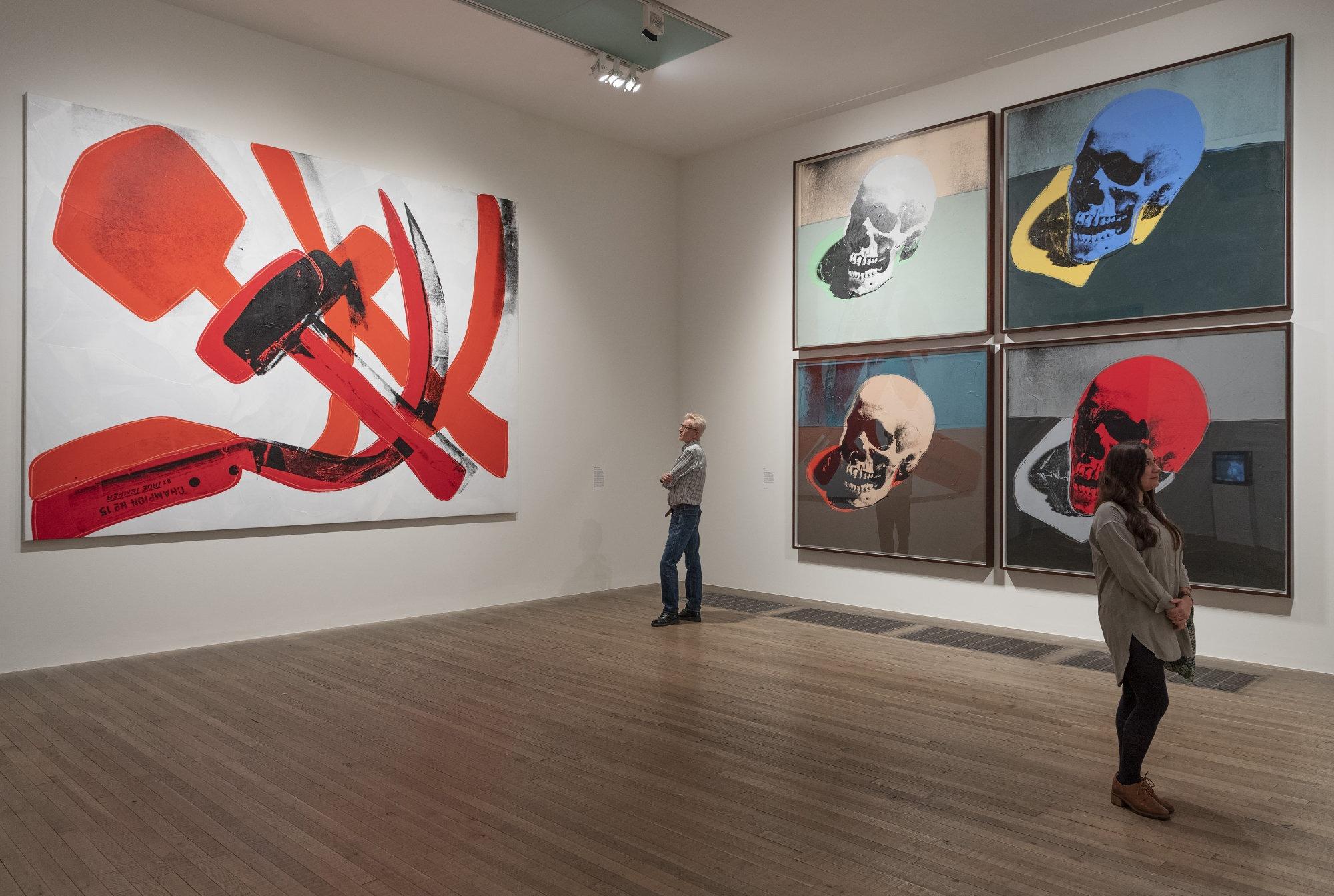 Andy Warhol At Tate Modern London Artmap Com